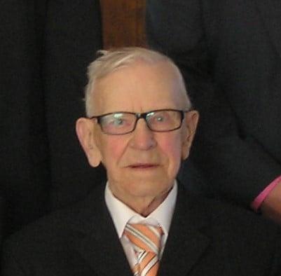 Bedstefar 90 år
