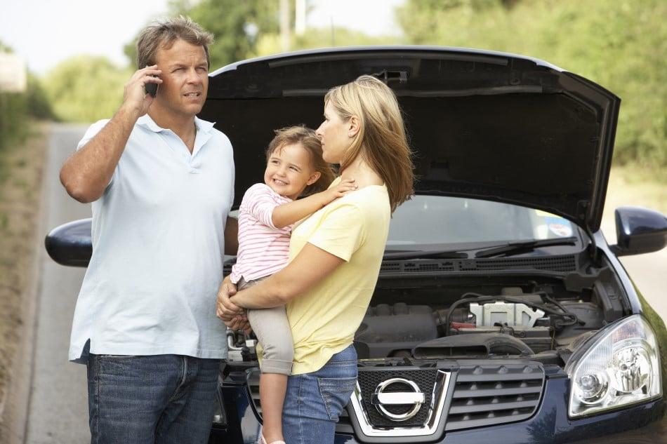 Undgå, at bilen strejker, når du skal på udflugt