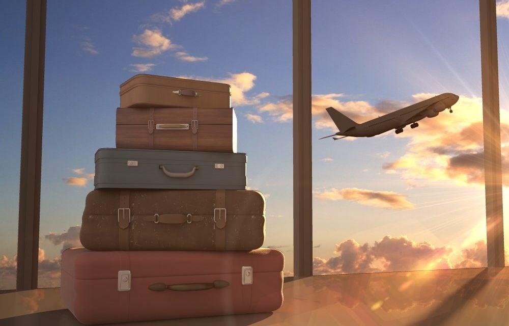Find den rette rejsetaske til familieudflugten