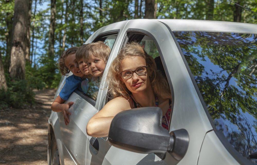 Her er de bedste steder at tage hen på familieudflugt