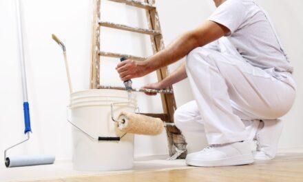 Bestil malerarbejde hos professionelle, mens I er på ferie – og kom hjem til en nymalet bolig
