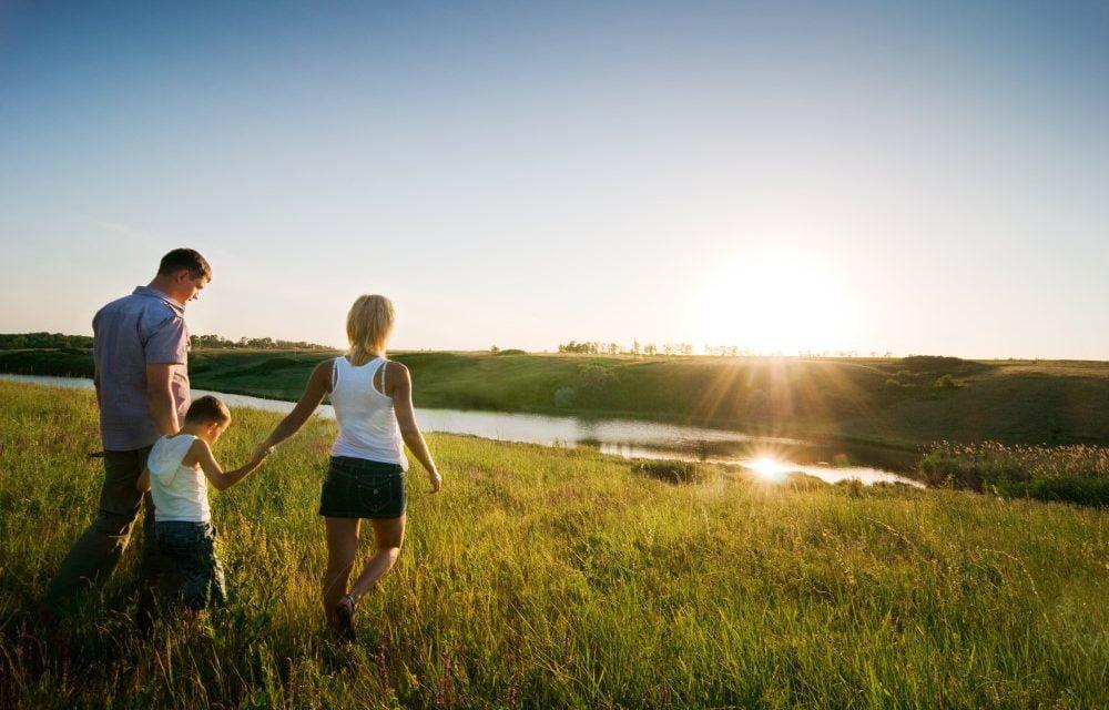 Tag familien med på sheltertur og oplev naturen på nært hold